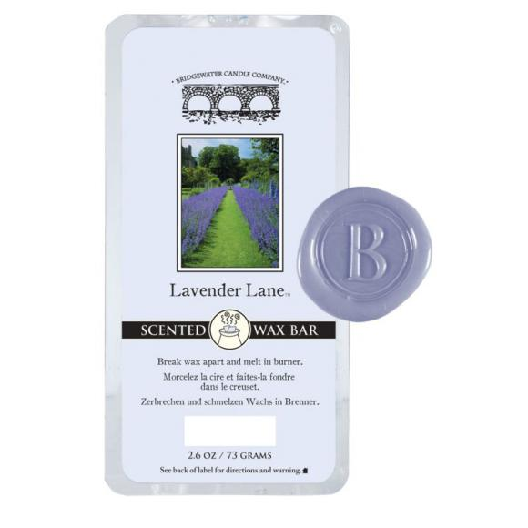 Bridgewater Candle Company Vonný vosk do aroma lampy LAVENDER LANE 73g
