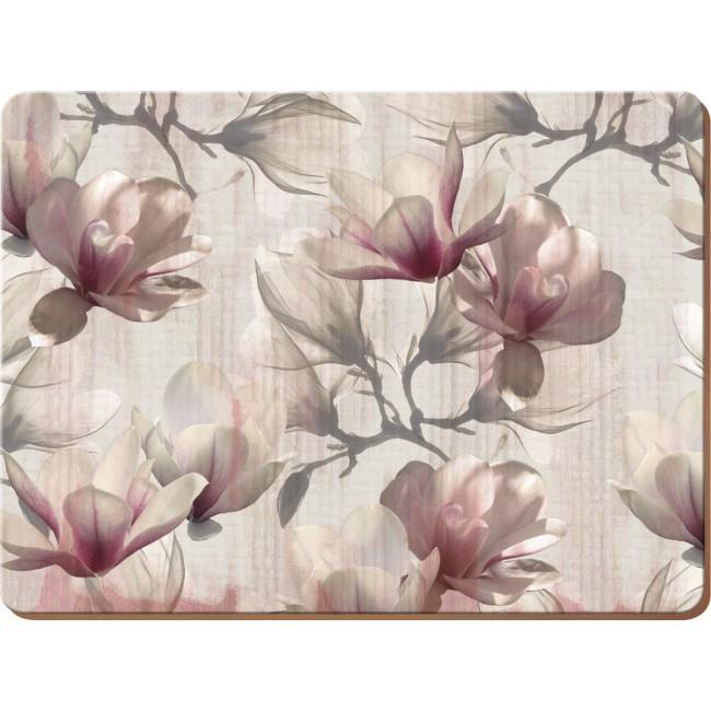 Creative Tops Korkové prostírání Magnolia Rozměry: 29x40cm - 4ks