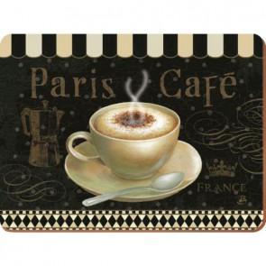 Creative Tops Korkové prostírání Paris Café Rozměry: 29x40cm - 4ks