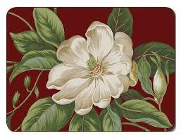 Jason Korkové prostírání Garden Images Rozměry: 21x29cm - 6ks, Barva: červená