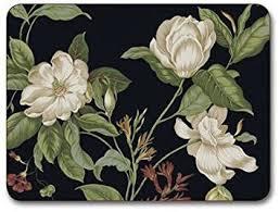 Jason Korkové prostírání Garden Images Rozměry: 21x29cm - 6ks, Barva: černá