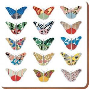 Creative Tops Korkové prostírání Butterfly Charm Rozměry: 29x29cm - 4ks