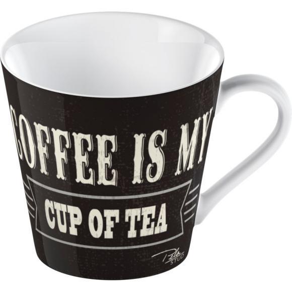 Creative Tops Hrnek na kávu Coffee Is My Cup Of Tea