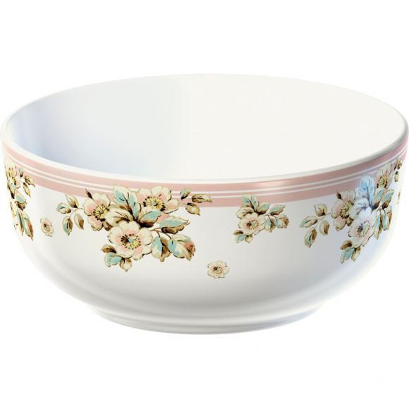 Creative Tops Porcelánová miska Cottage Flower 15cm Rozměry: dle popisu, Kolekce: Cottage Flower