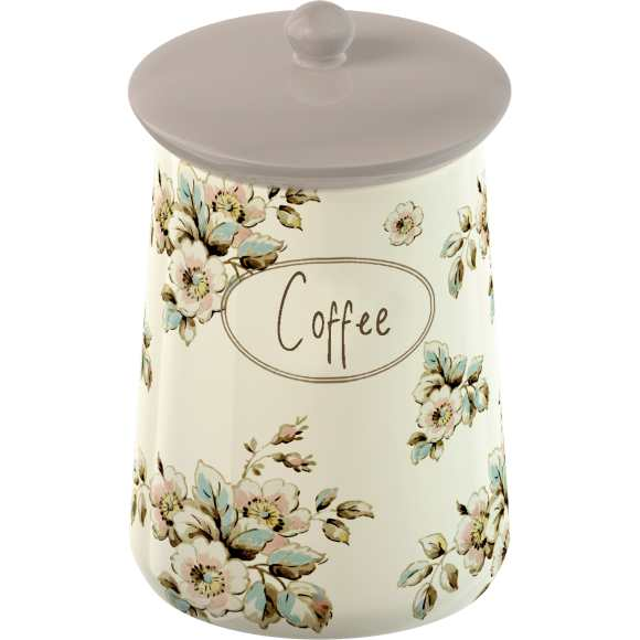 Creative Tops Dóza na kávu Cottage Flower Rozměry: dle popisu, Kolekce: Cottage Flower