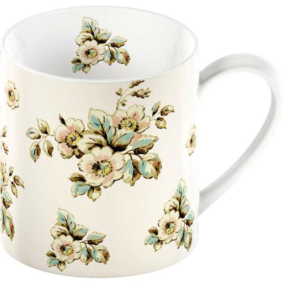 Creative Tops Hrnek Cream Cottage Flower 0,3l