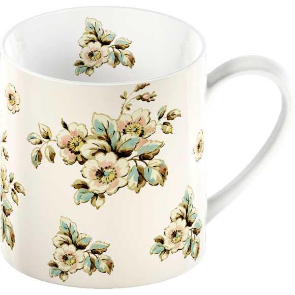 Creative Tops Hrnek Cream Cottage Flower 0,3l