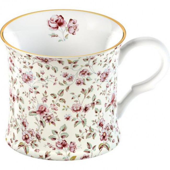 Creative Tops Hrnek porcelánový white floral IDMG3744