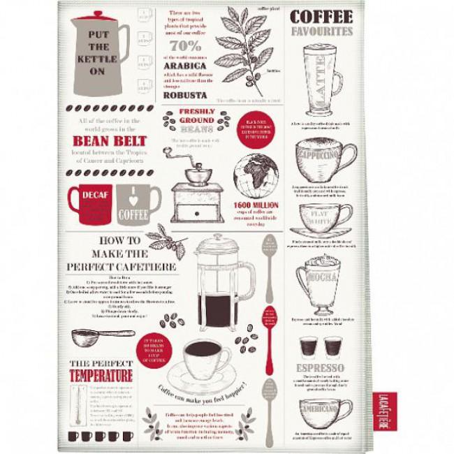 Creative Tops Kuchyňská utěrka Coffee