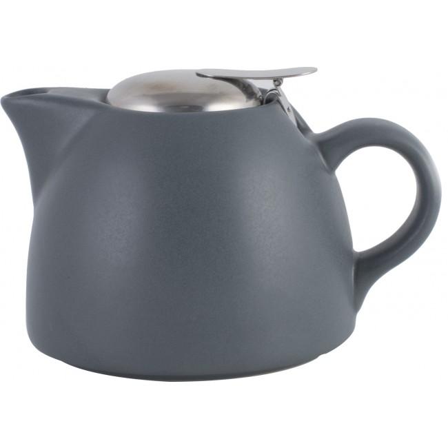 Creative Tops Konev na čaj BARCELONA | keramická | 450ml Barva: šedá