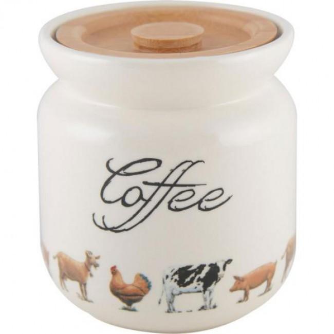 Creative Tops Keramická dóza na kávu Farmers Market