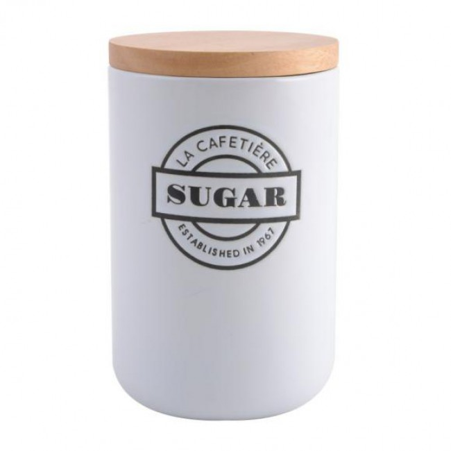 Creative Tops Dóza na cukr LA CAFETIÉRE | keramická | 11x11x26cm