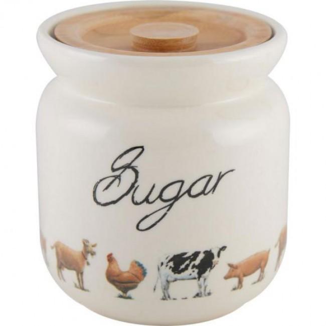 Creative Tops Keramická dóza na cukr Farmers Market