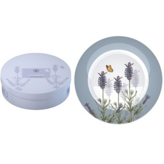 Creative Tops Dezertní talíř LAVENDER | porcelán | 20x20cm | sada 4ks