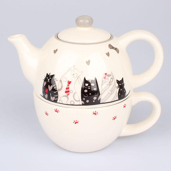 Casa de Engel Keramický set na čaj