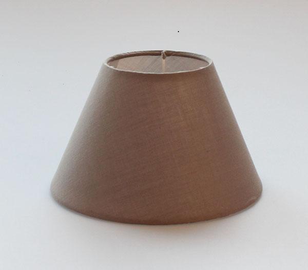 Casa de Engel Stínidlo lampy E27 Barva: hnědá