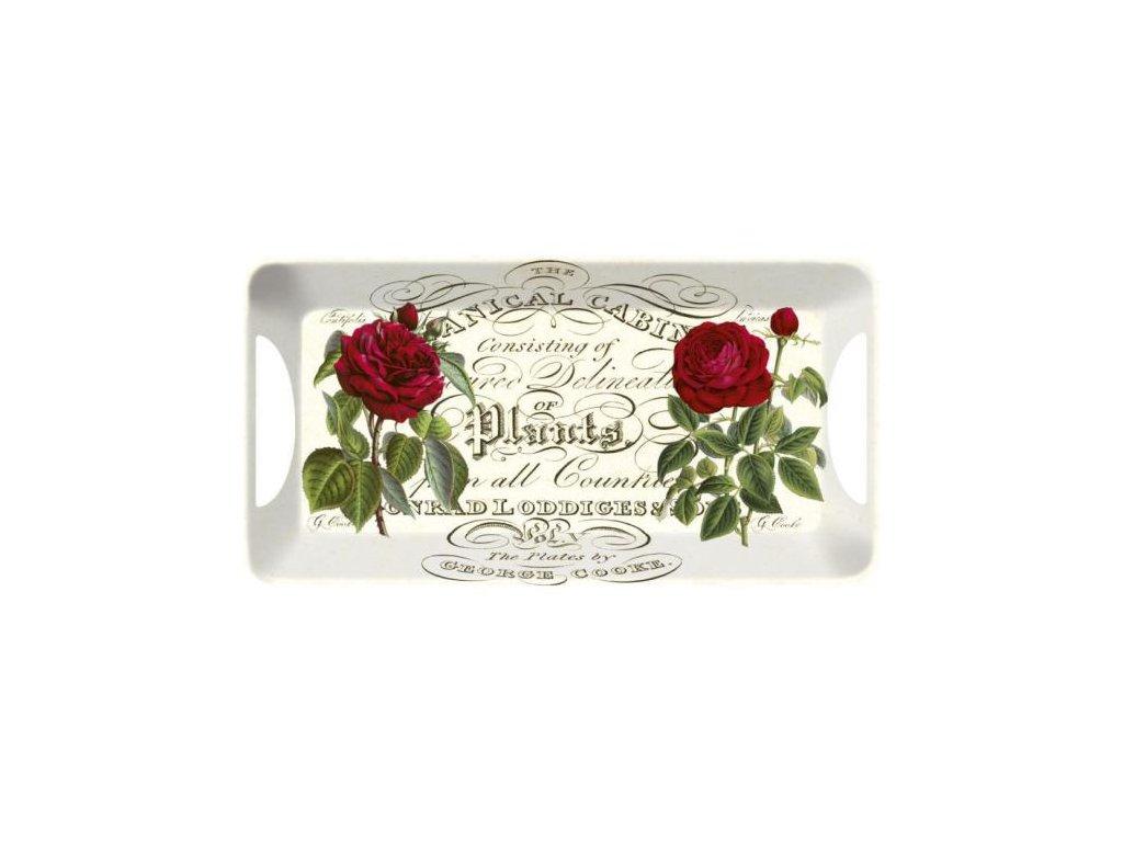 Creative Tops Servírovací tác Botanic Rose Rozměry: 38x20cm