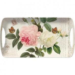 Creative Tops Servírovací tác Rose Garden Rozměry: 38x20cm