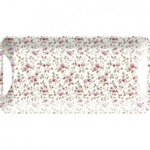 Creative Tops Servírovací tác Ditsy Floral Rozměry: 38x20cm