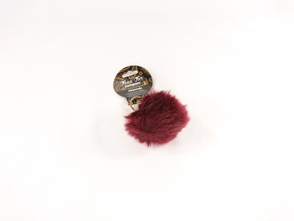 Přívěšek koule Barva: vínová