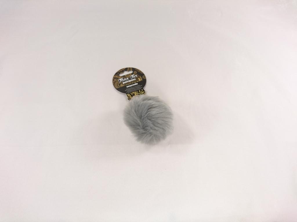 Přívěšek koule Barva: šedá