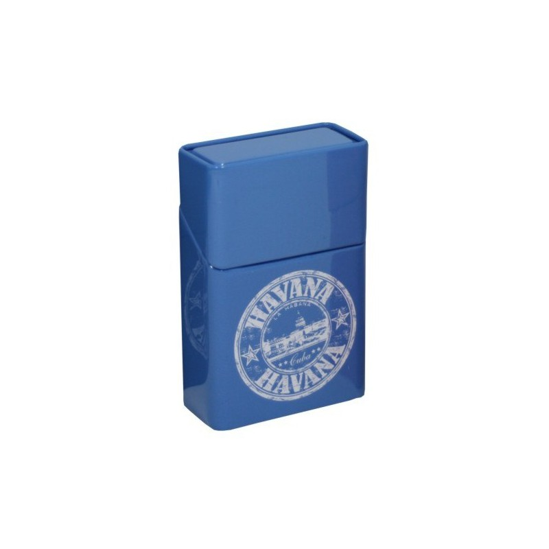 Pouzdro na krabičku cigaret HAVANA Barva: modrá