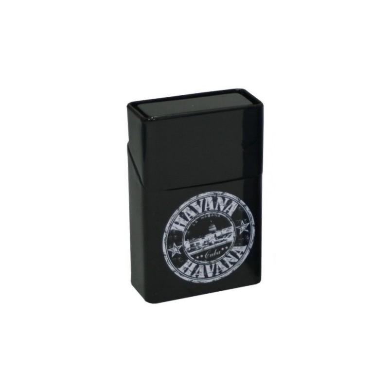 Pouzdro na krabičku cigaret HAVANA Barva: černá