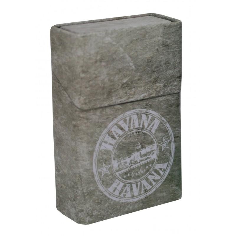 Pouzdro na krabičku cigaret HAVANA Barva: hnědá