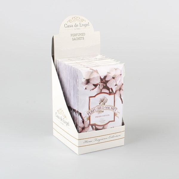 Casa de Engel Vonné sáčky s esencí květů bavlníku