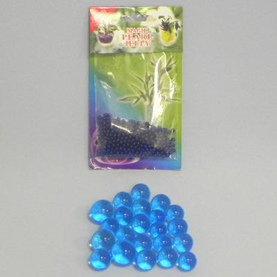 Perly gelové 2cm 700ml 10g Barva: modrá