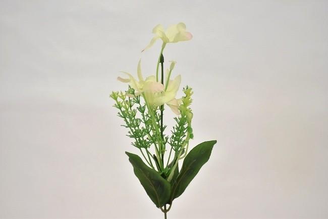 Harasim Umělá květina kopretina 37cm Barva: světle růžová