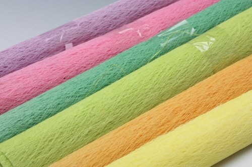 Dekorační role papíru 60x140cm Barva: růžová