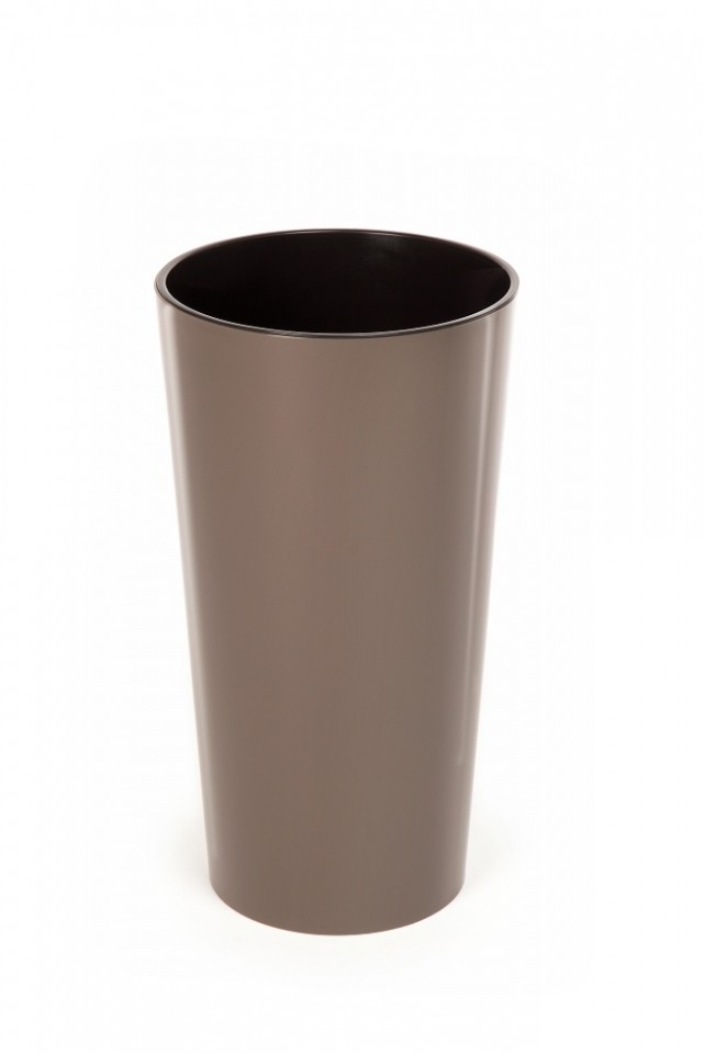 Plastový květináč Lilia 465mm Barva: světle hnědá