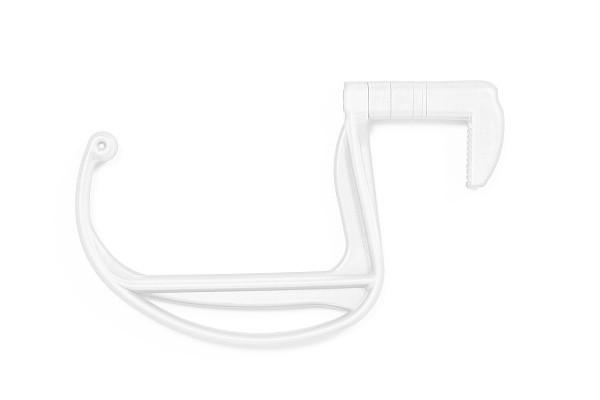 Plastový držák na truhlík Barva: bílá