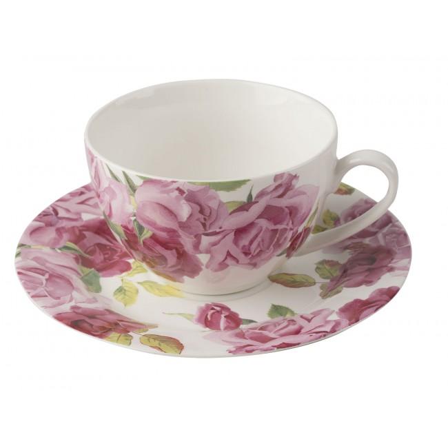 Creative Tops Šálek s podšálkem Southbourne Rose Barva: bílá