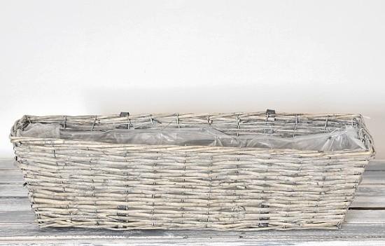 Truhlík proutěný šedý hranatý