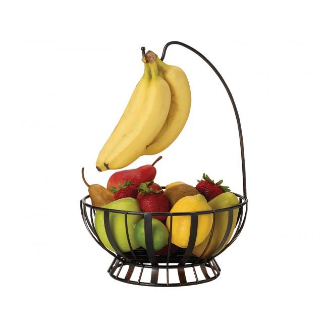 Creative Tops Drátěný košík s háčkem na ovoce Mikasa