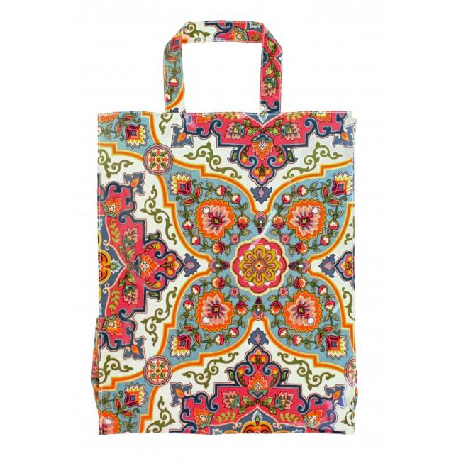 Ulster Weavers Taška PVC Moroccan Tiles Velikost: velká