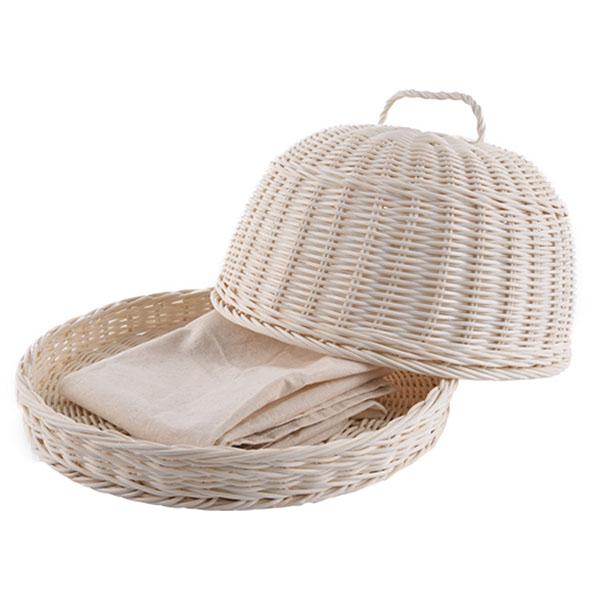 Casa de Engel Ratanová chlebovka kruh