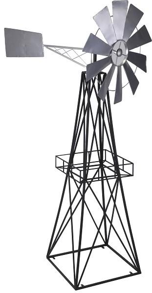 Ostatní Zahradní dekorace větrný mlýn