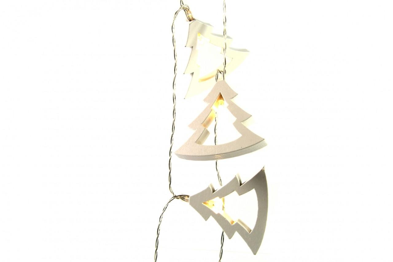 LED světelná girlanda stromeček 165cm