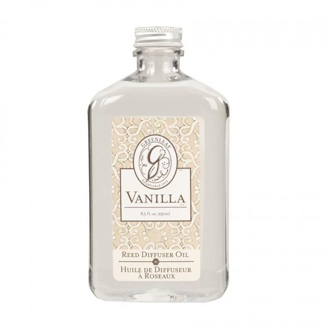 Greenleaf Vonný olej do difuzéru Vanilla 250ml
