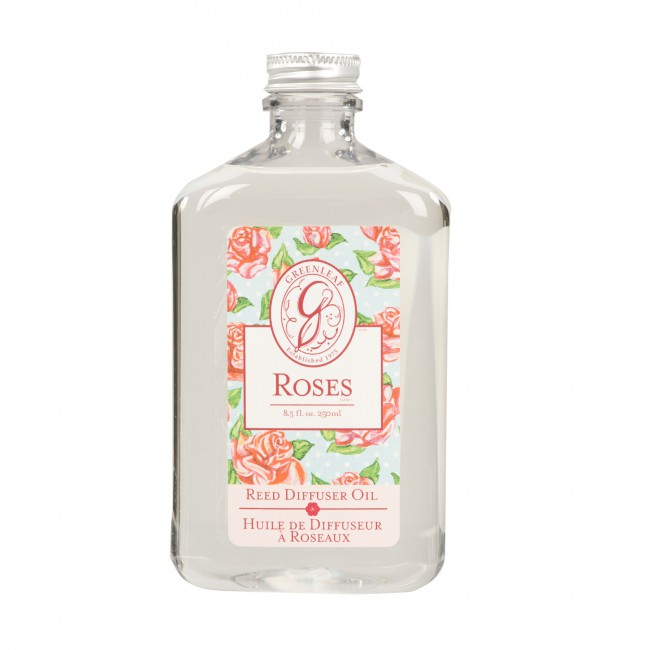 Greenleaf Vonný olej do difuzéru Roses 250ml