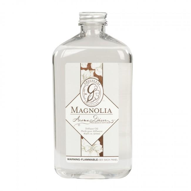 Greenleaf Vonný olej do difuzéru Magnolia 500ml