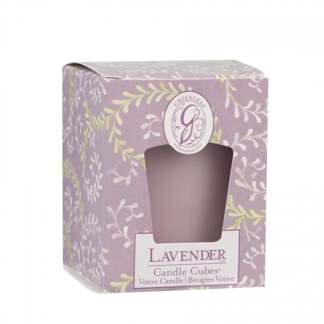 Greenleaf Votivní svíčka Lavender