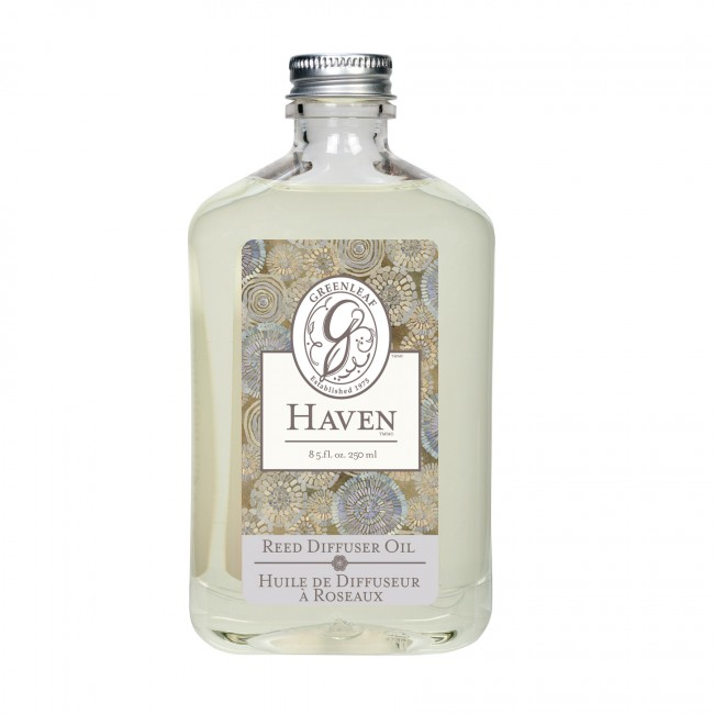 Greenleaf Vonný olej do difuzéru Haven 250ml