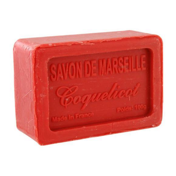 S.A.R.L. Laboratoire Natur Aroma Mýdlo francouzské   přírodní   vlčí mák