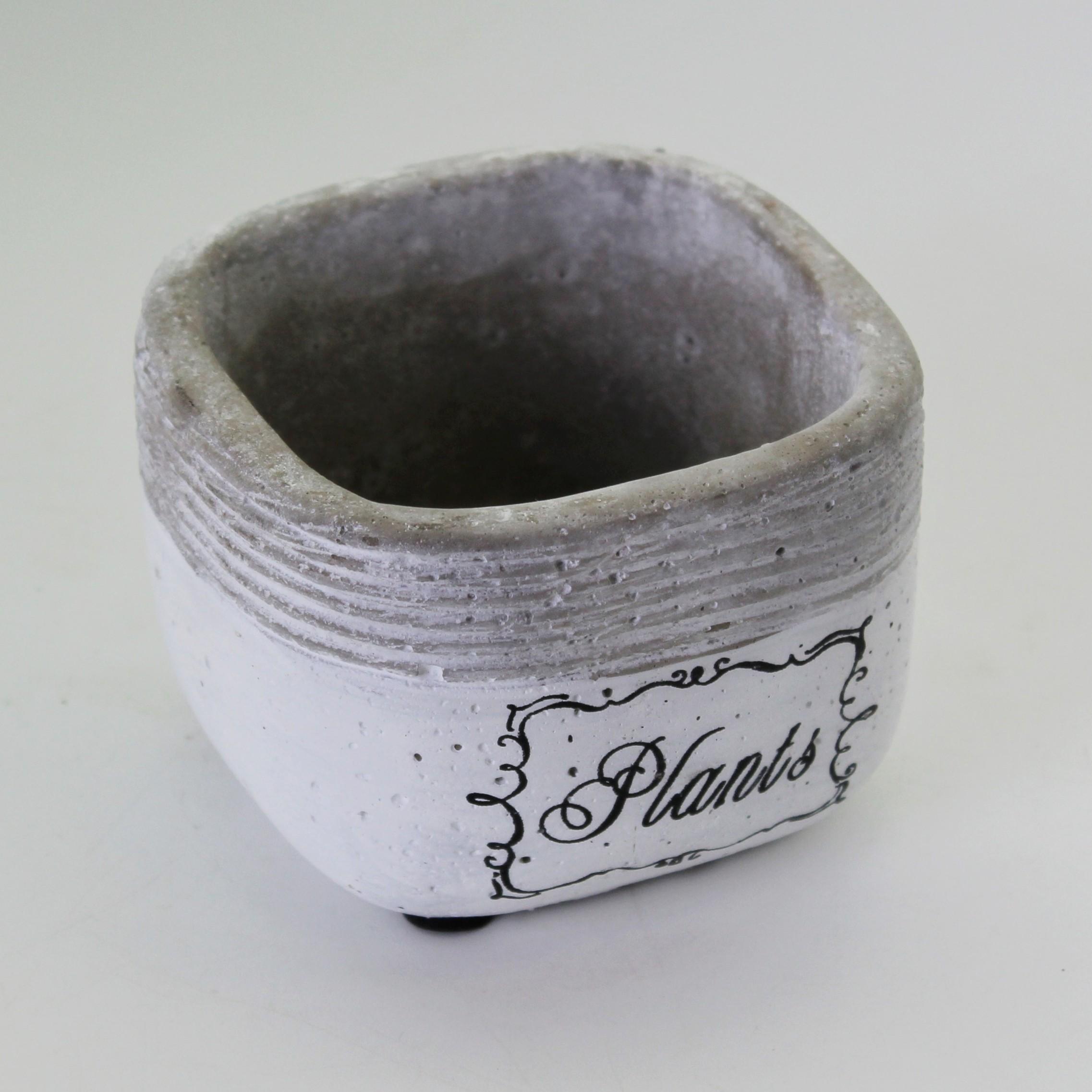 Obal beton Plants Provedení: A
