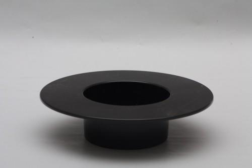Ikebana kulatá 19cm Barva: černá