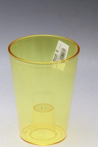 Obal na orchidej Lilia transparentní Barva: žlutá